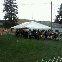 Photo taken at Kenosha County Fair by Aaron S. on 9/10/2011