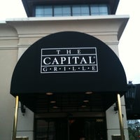 Photo taken at The Capital Grille by Carlos P. on 10/18/2011