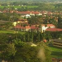 Photo taken at Sultan Abdul Hamid College by Irwan Z. on 12/25/2011
