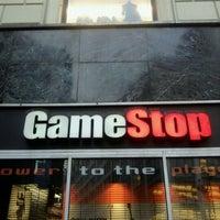 Photo taken at GameStop by Jahide on 12/27/2011