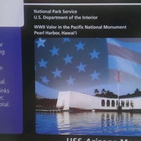 Photo taken at World War II Valor in the Pacific National Monument by Kristin A. on 12/7/2011