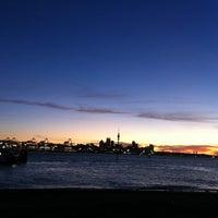 Photo taken at Devonport Ferry Terminal by Augusta G. on 3/8/2011