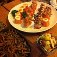 Photo taken at Restaurante Sapporo - Itaim Bibi by Erica I. on 10/15/2011