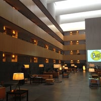 Photo taken at Hotel Tryp Barcelona Aeroport by Pepe C. on 6/1/2012