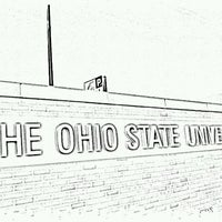 Photo taken at The Ohio State University by Jennifer M. on 6/6/2012