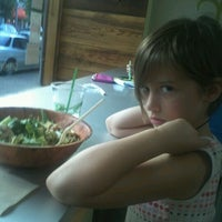 Photo taken at green bean by Stacee D. on 6/30/2012