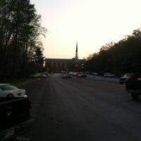 Photo taken at Furman University by Kristopher V. on 3/20/2012