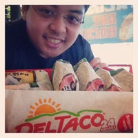 Photo taken at Del Taco by Gabe D. on 4/4/2012