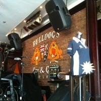 Photo taken at Bulldog's Bar & Grill by Mark C. on 6/8/2012