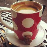 Photo taken at Corelli's Cafe by Joe P. on 3/17/2012
