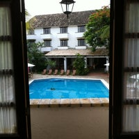 Photo taken at Villa Blanca by Sergi L. on 8/21/2012