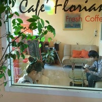 Photo taken at กาแฟ Florian สาขา 2 หนองคล้า by Pramong S. on 5/31/2012
