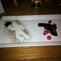 Photo taken at iNG Restaurant by Nina C. on 2/19/2012