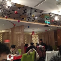 Photo taken at 欣叶餐厅 Shin Yeh Restaurant by 聡 上. on 2/5/2012