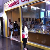 Photo taken at Sophie's Crepes by Lucas M. on 7/8/2012