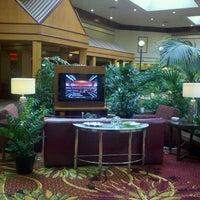 Photo taken at Cincinnati Marriott North by Tony T. on 8/17/2012