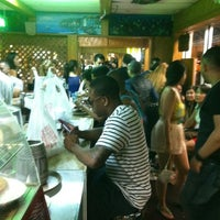 Photo taken at Puerto Sagua Restaurant by Alice Y. on 9/1/2012