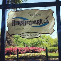 Photo taken at Hersheypark by Laura P. on 5/20/2012