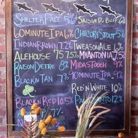 Photo taken at Dogfish Head Alehouse by Jim R. on 3/23/2012