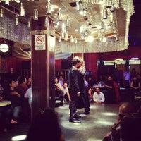 Photo taken at Club La Perla by Alexis G. on 2/12/2012