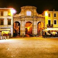 Photo taken at Vecchia Pescheria by Alessandro Plauto P. on 8/15/2012