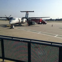 Photo taken at Roanoke-Blacksburg Regional Airport (ROA) by Tod S. on 7/6/2012