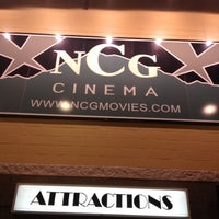 Photo taken at NCG Gallatin Cinemas by T-Bone C. on 8/4/2012