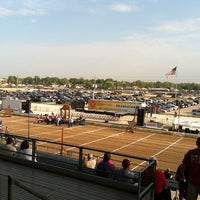 Photo taken at Indiana State Fairgrounds by Gary K. on 8/3/2012