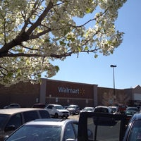 Photo taken at Walmart Supercenter by Chelsi D. on 4/3/2012