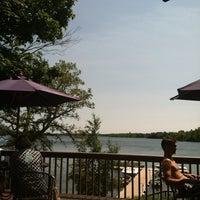 Photo taken at Ruttger's Bay Lake Lodge by Kelsey M. on 7/5/2012