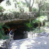Photo taken at Coves del Drach by Bea L. on 7/12/2012