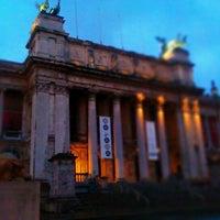 Photo taken at Koninklijk Museum voor Schone Kunsten Antwerpen by Arne D. on 3/5/2012
