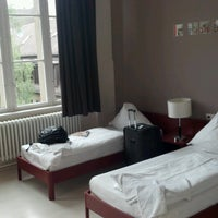 Photo taken at PLUS Berlin Hostel and Hotel by Dylan M. on 6/21/2012