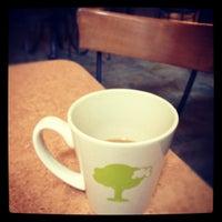 Photo taken at Green Bean Café by Rohan S. on 6/4/2012