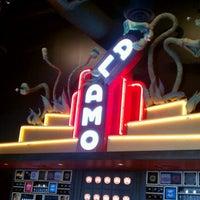 Photo taken at Alamo Drafthouse Cinema – Slaughter Lane by Gissela S. on 3/3/2012