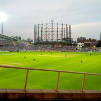 Photo taken at The Kia Oval by Friends Life B. on 7/5/2012