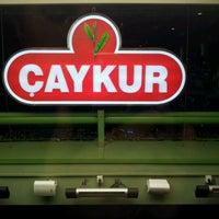 Photo taken at Çaykur Çay Evi by Nurettin T. on 11/10/2011