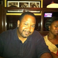 Photo taken at BlackFinn Restaurant & Saloon by Michael Sean C. on 10/9/2011