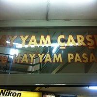 Photo taken at Hayyam Pasajı by Tolga🚶 Y. on 6/25/2012