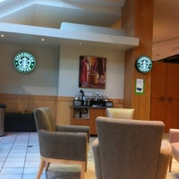 Photo taken at Starbucks by Phillip Z. on 5/10/2012