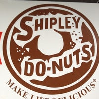Photo taken at Shipley's Donuts by Ashleigh C. on 4/14/2012