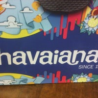 Photo taken at Havaianas by Jo S. on 6/26/2012