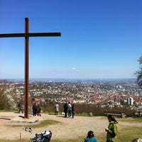 Photo taken at Birkenkopf by Stephan on 4/1/2012