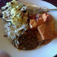 Photo taken at Taste of India by LoG S. on 1/17/2012