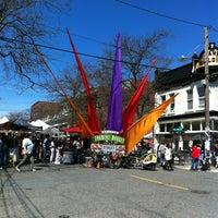 Photo taken at Ballard Farmer's Market by Kathryn on 4/22/2012