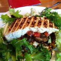 Photo taken at Fork Vegetarian buffet by Maja B. on 10/27/2011