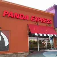 Photo taken at Panda Express by Skamper S. on 5/28/2012