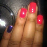 Photo taken at Golden Nails by Lory I. on 8/3/2012