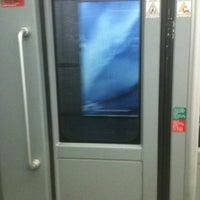 Photo taken at Metro Turro (M1) by Guido Z. on 6/23/2012