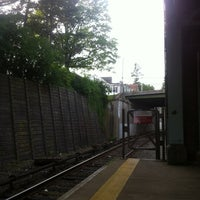 Photo taken at Metro North - Pleasantville Train Station by Rocky T. on 6/10/2012
